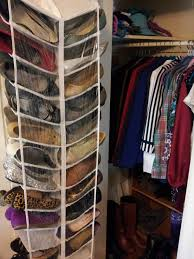 How To Organize A Closet Rustic Organize Your Shoe Closet Roselawnlutheran