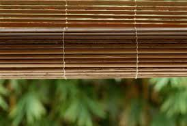 Bamboo Curtains For Windows Curtains That Go With Bamboo Shades Home Guides Sf Gate