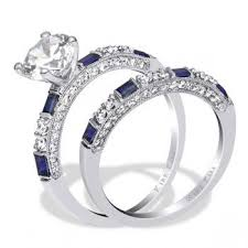 sapphire accent engagement rings engagement rings
