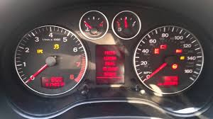 audi dashboard audi a3 dash won u0027t start youtube