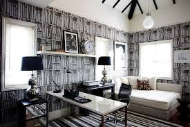 These  Gorgeous Homes Show How Bold Wallpaper Should Be Done - Gorgeous homes interior design