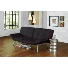 mainstays sofa sleeper mainstays memory foam futon multiple colors walmart com miami