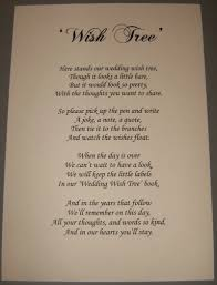 wedding quotes nephew ideas for wedding wish trees instead of guest books wedding