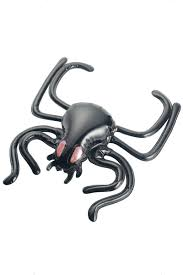 giant spider decorations for halloween diy aragog giant spider decoration craftster chic in spider