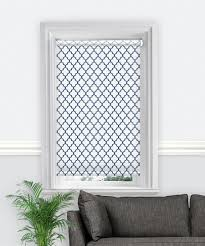 persian navy electric roller blind at order electric blinds online