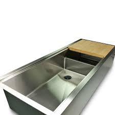 double basin apron front sink 50 apron front ledge sink double bowl 5lad50c available