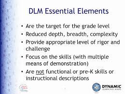 maps fall challenge dynamic learning maps alternate assessment alaska district test