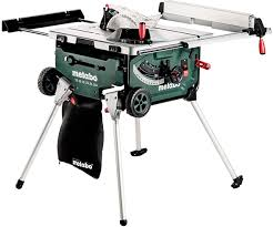 convert circular saw to table saw world s second ever cordless table saw metabo 18v x 2 with 10