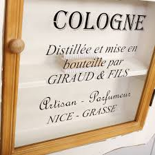 french cologne bathroom storage cabinet by dibor