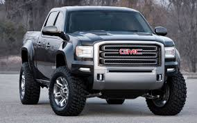 gmc sierra all terrain hd concept future concepts truck trend