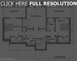 basement floor plans for ranch style homes full floor plans with