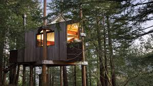 Tree House Home by The Most Luxurious Tree Houses Around The World To Stay In The