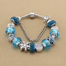 bracelet beads pandora style images Vintage bling charm bracelets hostmylink jpg