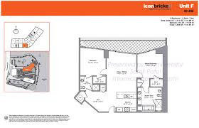 L Tower Floor Plans Icon Brickell Condos In Miami 465 Brickell Avenue Miami Fl 33131