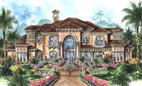 luxury home plans stunning two story luxury home plan 66070we architectural