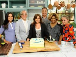 celebrating father u0027s day with rachael ray on the kitchen and a