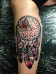 tattoo by lou shaw of four aces tattoo in aldinga beach south