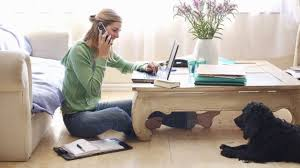 work from home office top 10 best real jobs you can do from home abc news