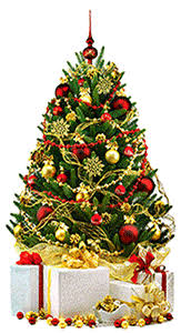 Movable Christmas Decorations by Animated Christmas Trees Christmas Tree Clip Art
