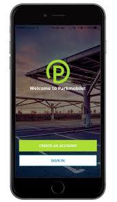 get the app now parkmobile