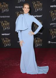 Selin Dion Celine Dion Steals The Style Show At The La Beauty And The Beast
