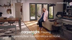 Laminate Flooring Carpetright Lucy Alexander Flooring Carpetright Uktv Sponsorship Ad Youtube