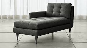 Crate And Barrel Lounge Sofa Review by Petrie Left Arm Chaise Lounge Crate And Barrel