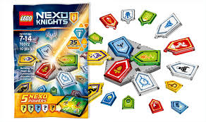 Lego Blind Packs Brickfinder Lego Nexo Knights Powers Wave 1 70372 Blind Bags