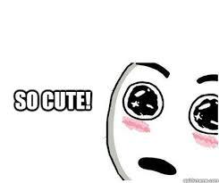 Aww Meme Face - so cute aww meme quickmeme