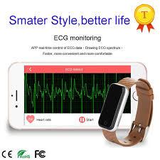 life bracelet app images 2017 fashion ecg date monitoring smart bracelet with app heart jpg