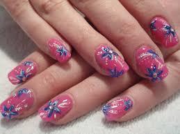 25 nail designs pink 295040 nail designs pink gel nailsjpg biz
