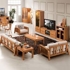 Solid Wood Living Room Furniture Solid Wood Living Room Furniture Playmaxlgc Inside Stylish As