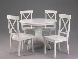Cheap White Kitchen Chairs by Kitchen Round Kitchen Table And Chairs Set And 51 4 Kitchen