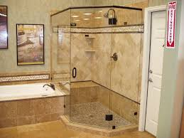 Glass Shower Doors Los Angeles by Backyards Frameless Shower Doors Custom Glass Atlanta Door