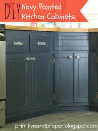 ikea navy blue kitchen cabinets coastal blue painted kitchen cabinets