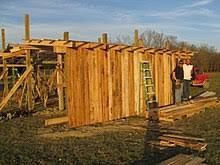 How To Build A Lean To On A Pole Barn Pole Building Framing Wikipedia