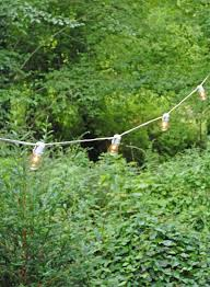 Patio String Lights White Cord by Best Picture Of Globe String Lights White Wire All Can Download