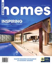 Victoria Houses by 2014 Master Builders Victoria Winning Homes Magazine By Ark Media