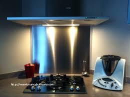 plaque protection murale cuisine plaque pour proteger mur cuisine beau plaque inox pour protection