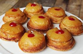 pineapple upside down cupcakes cook diary