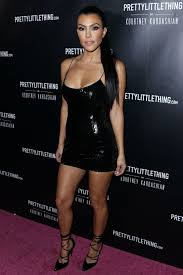 kardashian u2013 prettylittlething by kourtney kardashian launch in