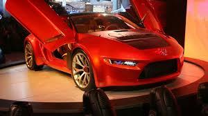 mitsubishi supercar concept mitsubishi concept ra unveiled at detroit