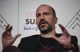 new uber ceo s manage the board wsj