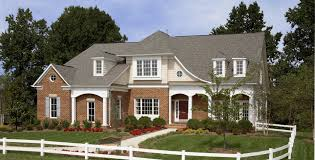 Single Family Home by Luxury New Single Family Homes In Va U0026 Md Home Designs Mid
