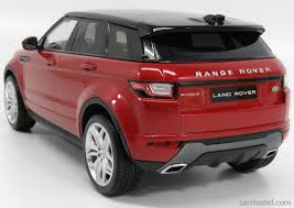 land rover range rover evoque 4 door kyosho 09549r scale 1 18 land rover range evoque 4 door hse