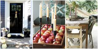 Home Decor A Sunset Design Guide Fall Decorations Fall Home Tours
