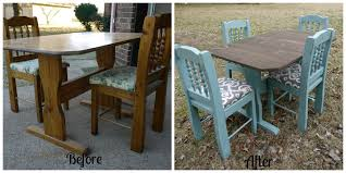 Small Kitchen Table Ideas Kitchen Table Equanimity Refinishing Kitchen Table