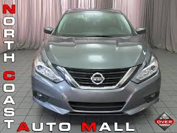 nissan altima 2016 review edmunds 2017 used nissan altima 2 5 sv at north coast auto mall serving