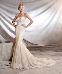 pronovia wedding dresses orinoco wedding dress that flares out from the hips