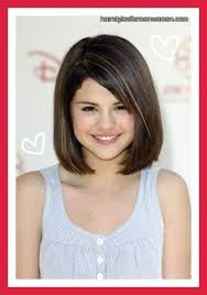 tween hair trends 21 trendy hairstyles to slim your round face haircuts bobs and